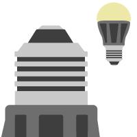 LED Lampen E27 (230V)