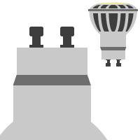 LED GU10 ( 230V )