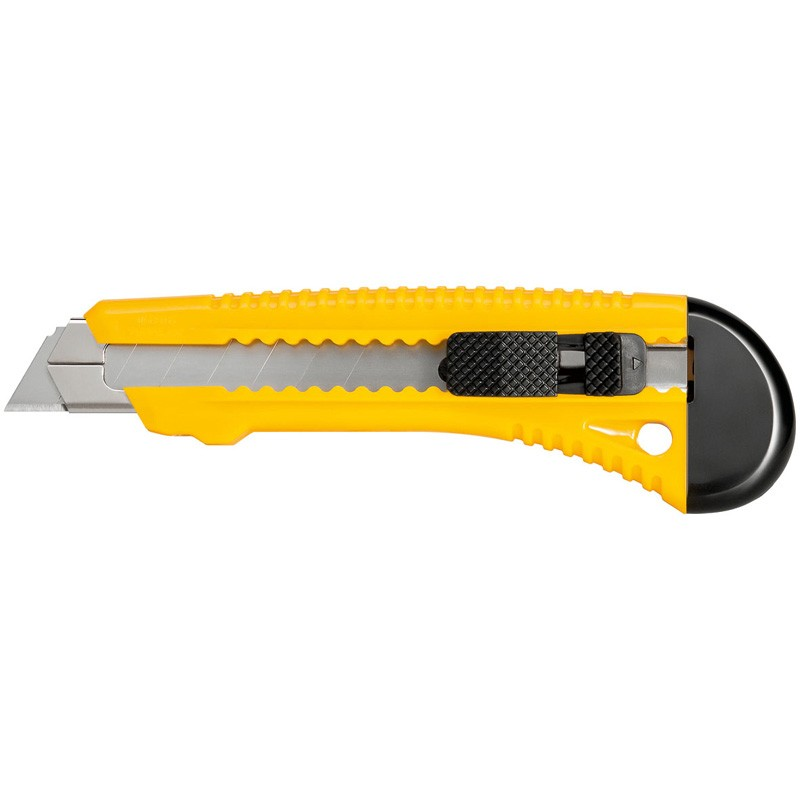 1_Fixpoint,Mehrzweckmesser,Cuttermesser,Abbrechklingen,18mm,4040849771057,77105