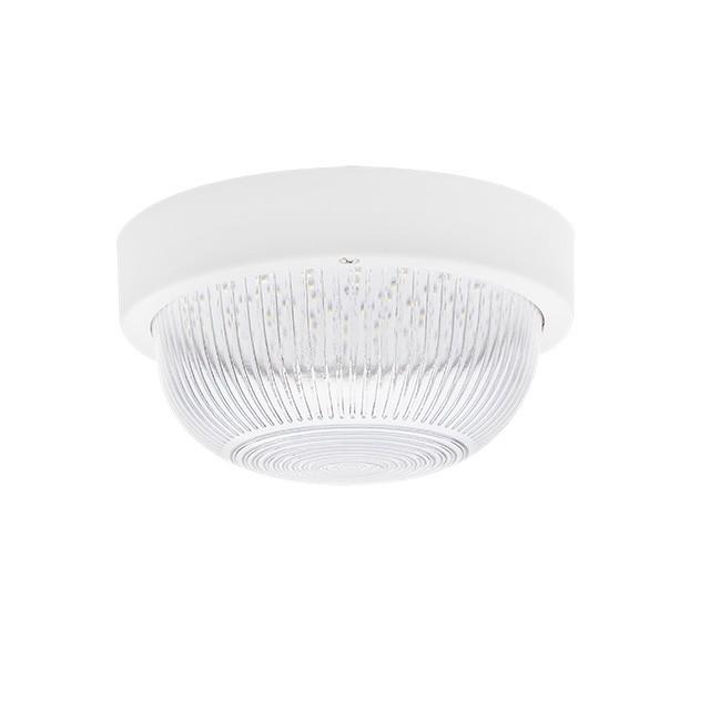 1_LED Feuchtraum Deckenleuchte Kanlux JUGA LED 8,6W IP44