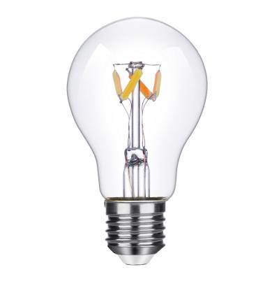 Civilight LEDincand Pro WA60 KP60T7-10040 E27 230 Volt 6.5W 600lm 2100 - 2700K extra warm weiß