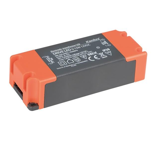 Kanlux DRIVE LED 0-15W 12VDC 23860 5905339238603 Produktfoto