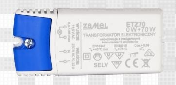 Zamel ETZ70 LED Netzteil / Treiber, 12V, 70W, dimmbar 5903669026990 Bild1
