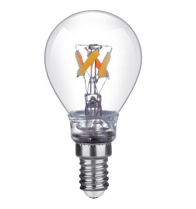 Civilight LEDincand Pro WP45 KP40T5-10034 4060574100342 E14 230 Volt 4.5W 400lm 2100 - 2700K extra warm weiß