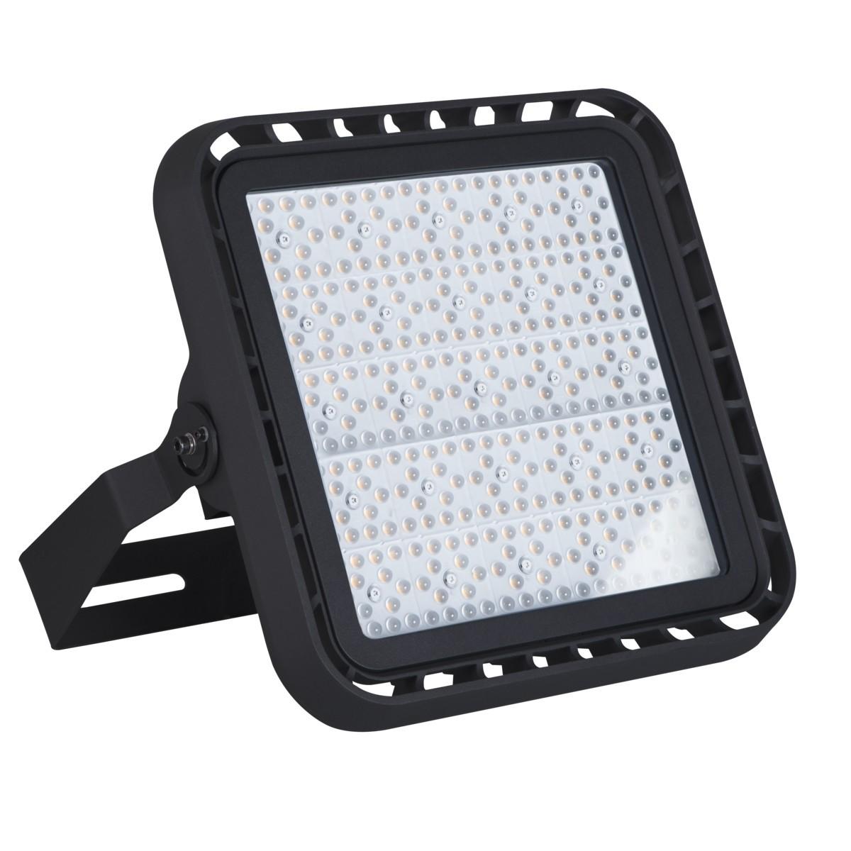 Kanlux FLM LED 220W-NW-60D 4000 Kelvin schwarz  IP65