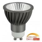 Civilight DGU10 KC50T6-5621 GU10 230 Volt 6.0W 345lm 2700K warm weiß