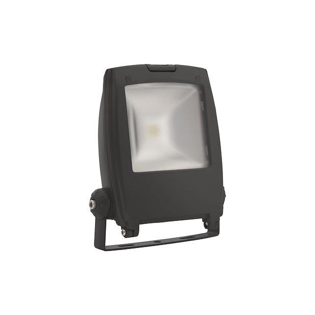 1_RINDO LED MCOB-50-GM, Außenstrahler, 50W, 2500lm, neutralweiß, 120°