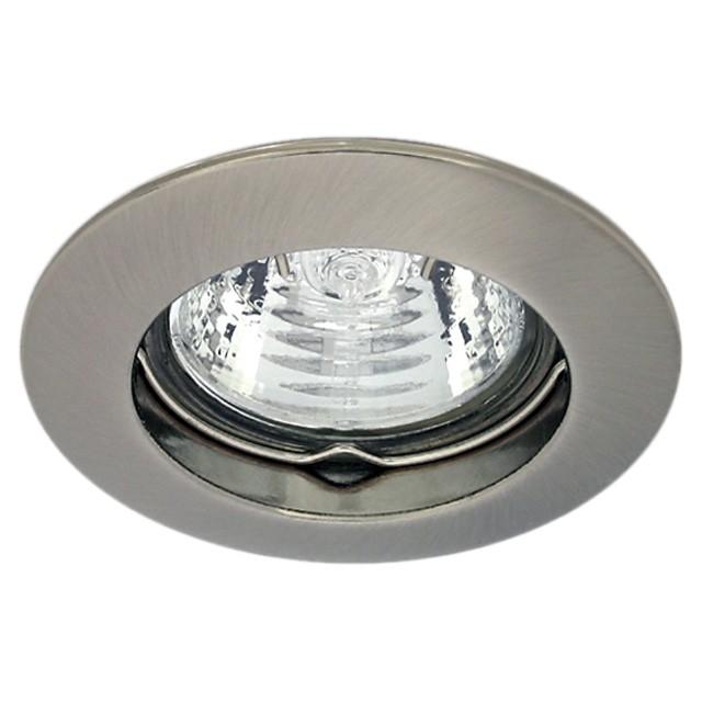 Einbaurahmen VIDI, rund, Aluminium, 79mm, versch. Farben