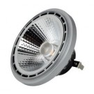 Civilight HALED DAR111 WC100P18-49166 G53 12 Volt AC/DC 18.0W 850lm 3000K warm weiß