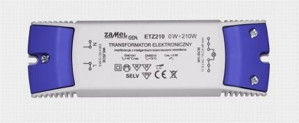 Zamel ETZ210 LED Netzteil / Treiber, 12V, 210W, dimmbar 5903669069799 Bild1