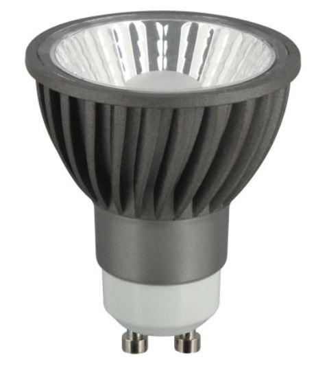 Civilight DGU10 WC50T6-5622 GU10 230 Volt 6.0W 345lm 3000K warm weiß