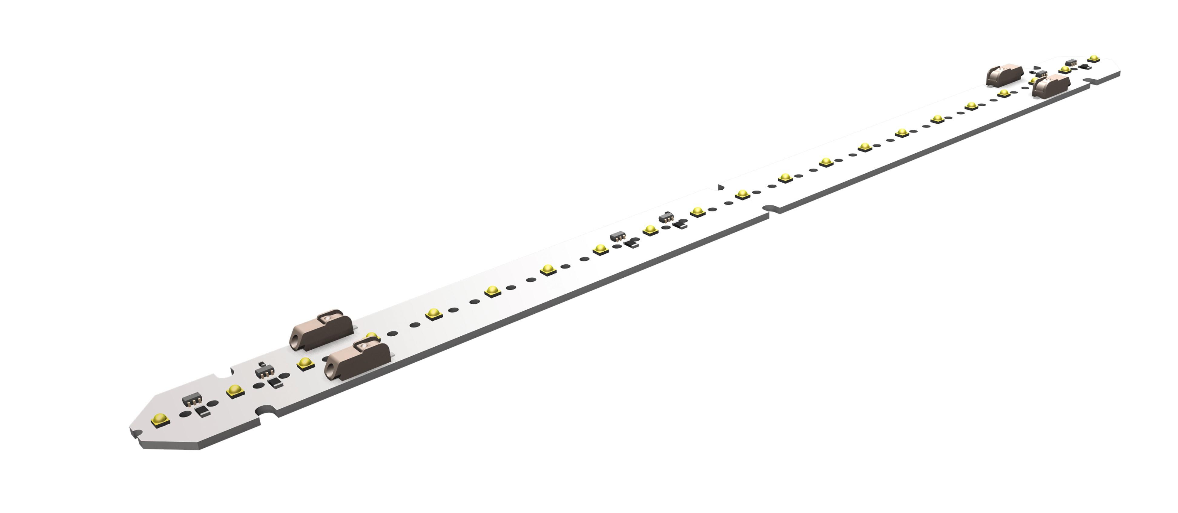 1_m.a.l. led-iX linearis 1x21 XB, CREE LED Streifen, 23.8W, kalt/ neutral/ warmweiß