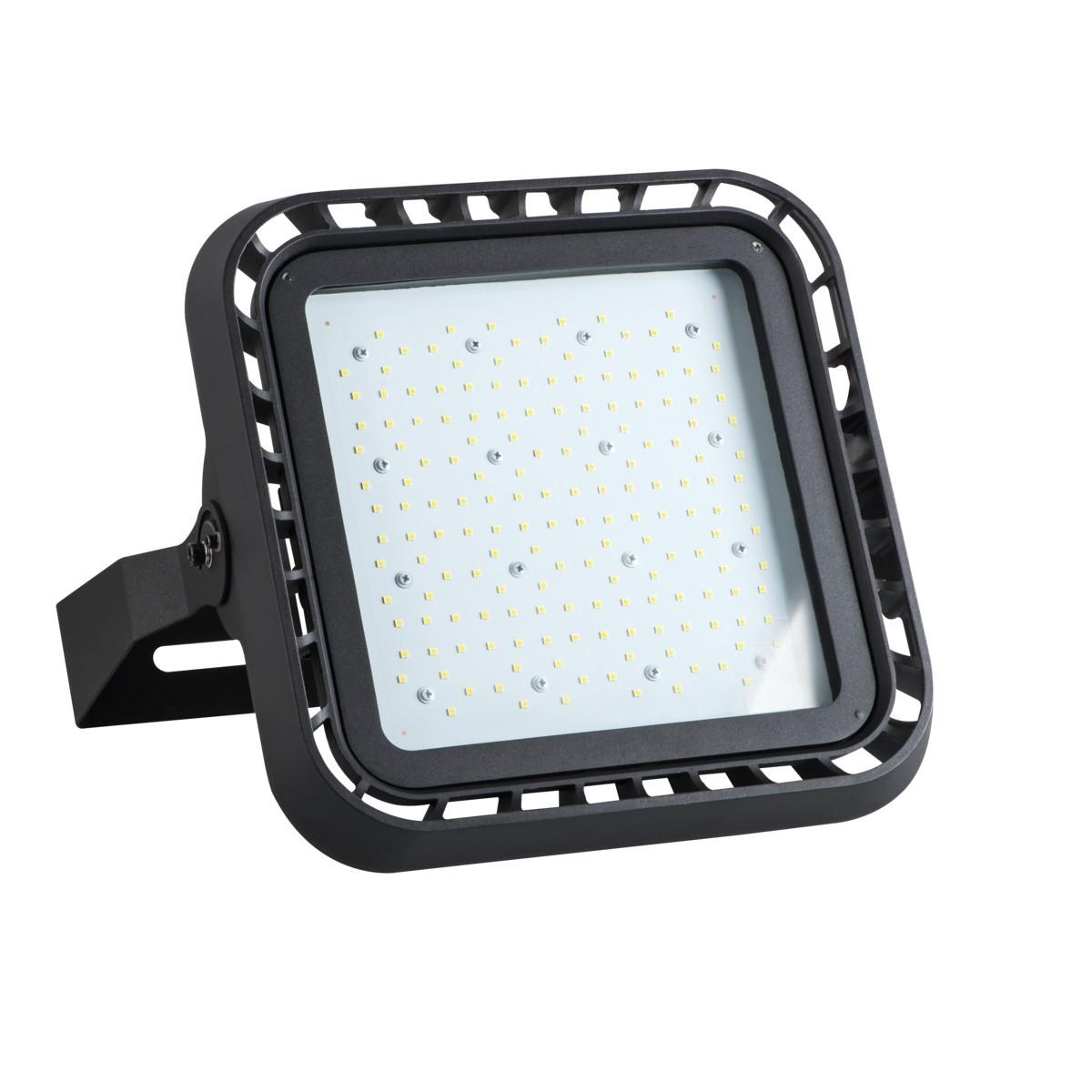 Kanlux FL MASTER LED 140W-NW 4000 Kelvin schwarz  IP65