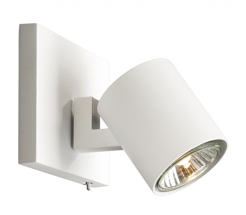 Philips Massive Wand- Deckenstrahler Hiro, 1-flammig, weiß