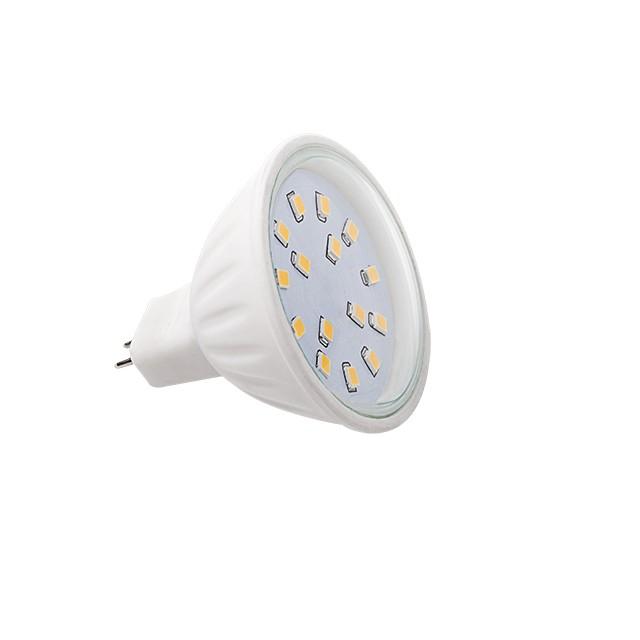 Heitronic 16802 LED Spot MR16 (GU5.3), 5W, warmweiß, 360lm