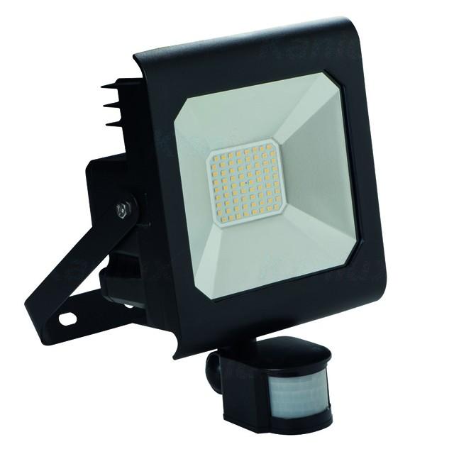 1_Kanlux ANTRA 25708 LED Außenstrahler / Fluter 50W Bewegungsmelder