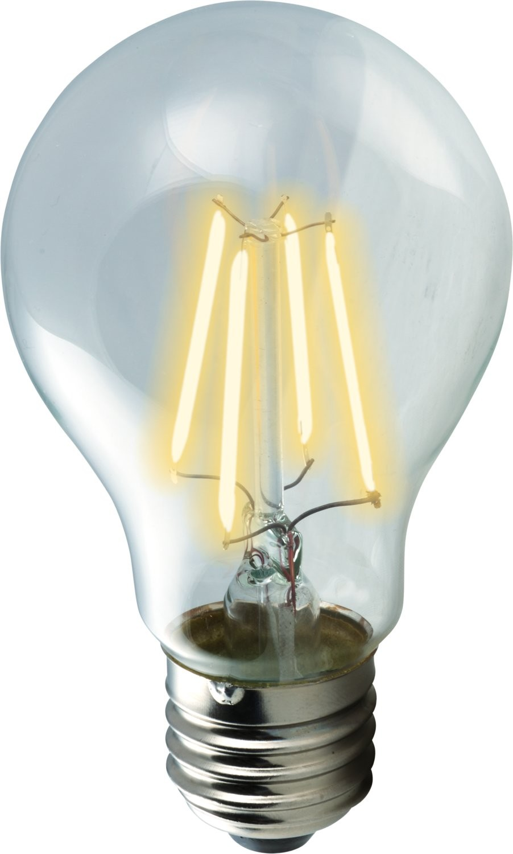 1_LED Kanlux DIXI COG4W E27-WW 22460 E27 Glühbirne, 4W 420lm warmweiss