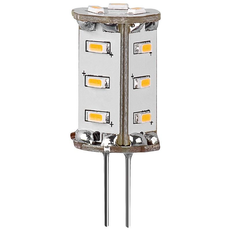 Goobay,30377,LED,Leuchtmittel,G4,1.3W,89lm,warmweiß,4040849303777