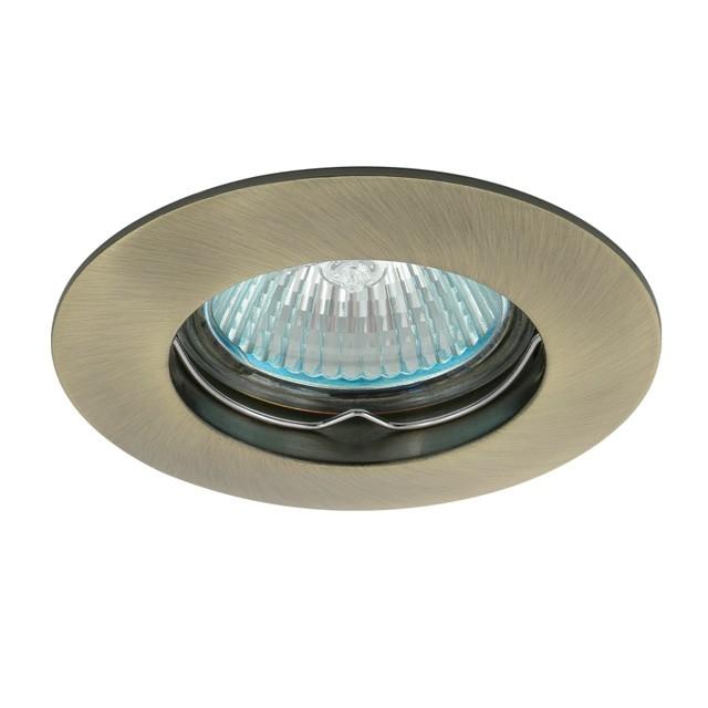 Einbaurahmen LUTO, rund, Aluminium, 85mm, versch. Farben