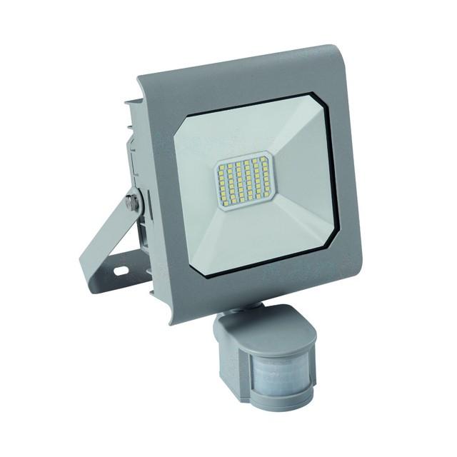 1_Kanlux ANTRA 25581 LED Außenstrahler / Fluter 30W Bewegungsmelder