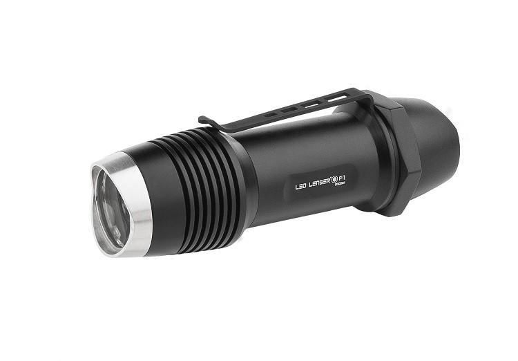 1_LED LENSER F1 ZWEIBRÜDER 8701 LED Taschenlampe High Performance