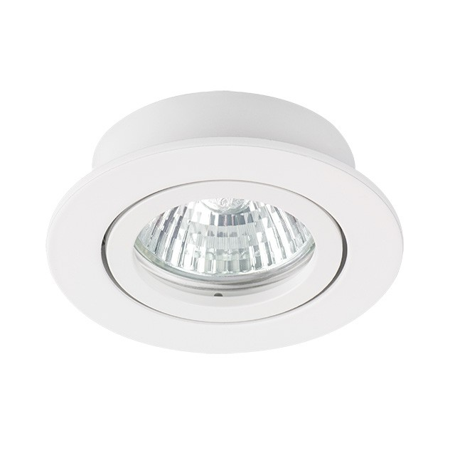 1_LED,Einbaustrahler,Einbaurahmen,Kanlux,DALLA_CT-DTO50-W,rund,schwenkbar,weiß,22430,5905339224309