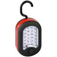 1_Goobay 30450 LED Arbeitsleuchte im robusten Kunststoffgehäuse